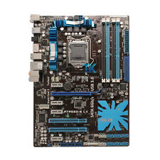 ASUS P7P55D-E LX Genuine Intel P55 Motherboard LGA 1156 DDR3 I/O Shield Tested