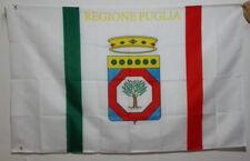 3'X5' Flag Banner Italy Apulia Brass grommets 90*150cm