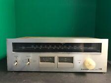 Vintage Pioneer TX-606 Analog Stereo Tuner