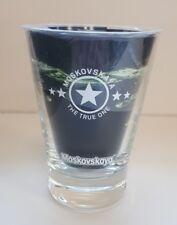 Vodka Glas von Moskovskaya, Sammelglas