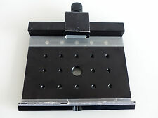 Melles Griot Messtechnik Messtisch Mikrobank Nanobank Laser Halter Reiter 16x15