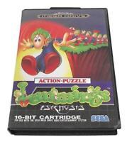 Lemmings Sega Mega Drive PAL *No Manual*