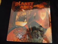 Planet Of The Apes 2002 Picture Calendar New Rare Sealed,Mark Wahlberg Capt. Leo