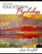 Educational Psychology (10th Edition), Anita E. Woolfolk, Good Book