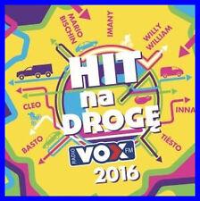 HIT NA DROGĘ 2CD - VOX FM 2016 Cleo Avicii Tiesto