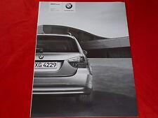 BMW 3er e91 Touring 320i 325i 330i 320d 330d listino prezzi di 2005