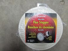 "Imperial Adjustable Almond Flue Stopper #BM0353  6""-8""   NEW"