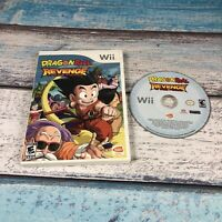 Dragon Ball: Revenge of King Piccolo (Nintendo Wii, 2009)