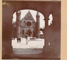 LA HAYE c. 1900 - Femmes Élégantes Le Ridderzaal  Pays Bas - FD Hol 127