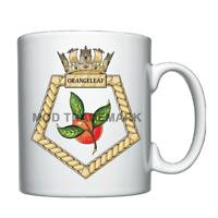 RFA Orangeleaf  -  Royal Fleet Auxiliary - Personalised Mug