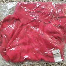 NWT RED ARROW School Uniform Short Sleeve Polo Shirt Girls Size 12-14 LG