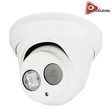LTS Platinum HD Fixed Lens Turret IP Camera 3.2MP (4mm) - CMIP3032