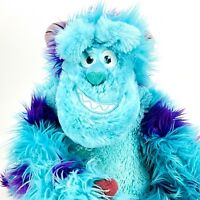 "Long Disney Pixar Monsters Inc. Sully Plush Stuffed Toy 14"" Tall CUDDLE SIZE 21"""