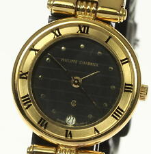 Authentic Philippe Charriol ST.TROPEZ Quartz Ladies wrist watch_350227