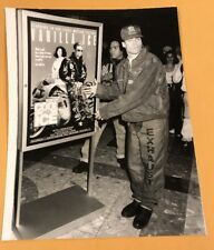Vanilla Ice 1991 Original Celebrity PRESS PHOTO