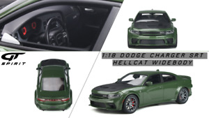 Dodge Charger SRT Hellcat Widebody GT303 Année 2020 GT Spirit 1/18