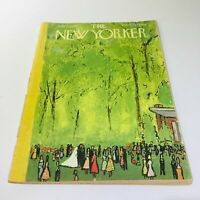 The New Yorker: Jun 7 1958 - Full Magazine/Theme Cover Abe Birnbaum