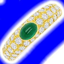 Unbehandelte Cartier Ringe mit Diamanten