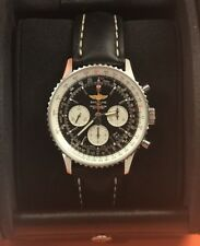 AB012012/BB01 BREITLING NAVITIMER 01 43mm EXCELLENT AUTHENTIC MEN'S WATCH