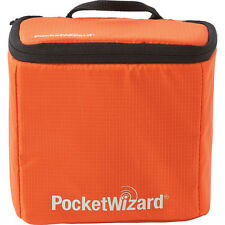 PocketWizard G-Wiz Vault Gear Bag 804-718 (Orange) - Photographic Equipment