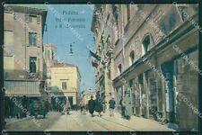 Padova Città Università cartolina QT1529
