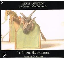 Guedron - Le Consert Des Consorts / Vincent Dumestre, Le Poeme Harmonique - CD