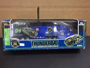 1995 Racing Champions NASCAR Transporter McDonald's Thunderbat #94 Bill Elliott