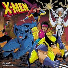 Mead Marvels X-Men 12x12 Monthly Wall Calendar - Wall Calendars
