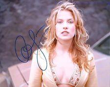 ALI LARTER Hand Signed 8 x 10 Color Photo Autograph w/ COA SEXY Pic & Nice AUTO
