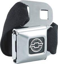 Authentic Black Chevrolet Seat Belt Buckle Belt Buckle-Down pants Seatbelt Chevy