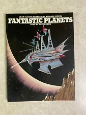 Antiquarian Reed Books FANTASTIC PLANETS 1979 Suares Siegel 1st Edition 48 Pages