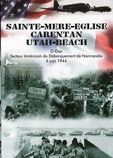 WW2 - CP  - Secteur américain du Débarquement en Normandie 6 juin 1944