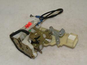Toyota Yaris 2004 Guida a Sinistra Posteriore Lato Serratura Meccanismo Chiusura