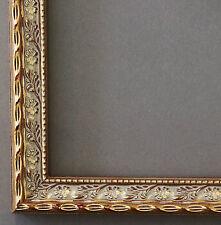 Bilderrahmen Brescia Gold 20,0 10x10 20x20 28x35 30x30 30x40 30x45 40x40  40x50