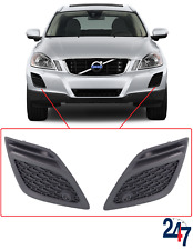 NEW VOLVO XC60 2008 - 2013 FRONT BUMPER FOG LIGHT GRILL COVER PDC SET RIGHT LEFT