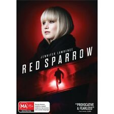 RED SPARROW-Jennifer Lawrence-Region 4-New AND Sealed