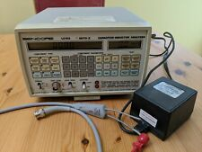 Sencore LC-102 Auto-Z Capacitor & Inductor Analyzer W Power Adapter & Leads