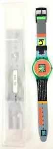 Orologio da Polso Swatch Shibuya GG104 + Scatola e Garanzia