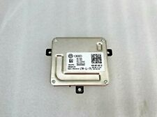 New OEM 16-17 Audi TT DRL Light Computer Module LED Control Unit 4G0.907.697.D
