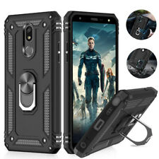 Shockproof Hybrid Armor Ring Case for Samsung A21S A41 A51 A71 A30 A40 A50 A71