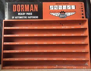 DORMAN AUTOMOTIVE PRODUCTS STORAGE/DISPLAY CABINET