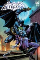 DETECTIVE COMICS #1027 TYLER KIRKHAM COVER A with TRADE DRESS VARIANT - PRESALE