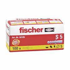Fischer S 5 Spreizdübel  100 Stk. (50105)
