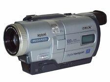 SONY Handycam Camcorder DCR-TRV725E - Digital8 Videokamera - Video8 Hi8