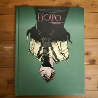 "ESCAPO by Paul Pope, TPB, 1999 1st Horse Edition 8 x 11""  Signed Lithograph incl"
