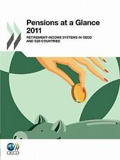 Pensions at a Glance 2011: Retirement-income Systems in Oecd and G20 Countries