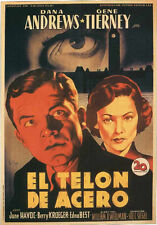 THE IRON CURTAIN (1948)   +   I AM NOT ALONE (1956)*SALE*