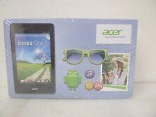 """Acer Iconia One 7 B1-730, Wi-Fi - 16 GB - Black - 7"""" B1-730_2CK_L16T"""