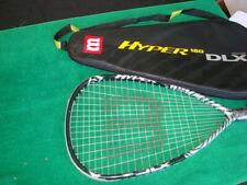 Wilson Hyper 190 Dlx Racquetball Racquet with Case
