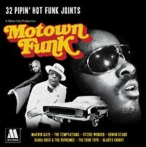 Various Artists - Motown Funk (2013)